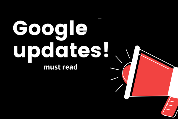 google updates blog