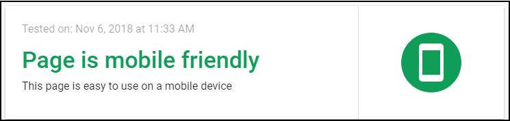 התאמה למובייל כלי הבדיקה של גוגל UX design